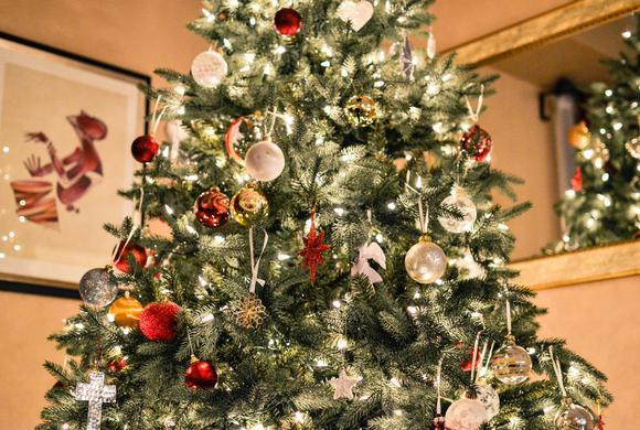 Eskalation unter dem Weihnachtsbaum